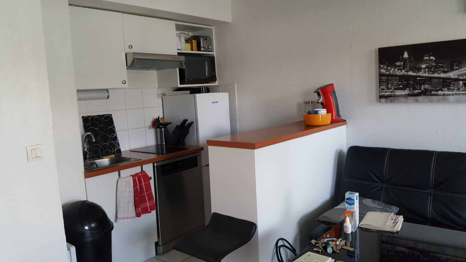 Location A Louer Appartement T2 Meuble A Toulouse