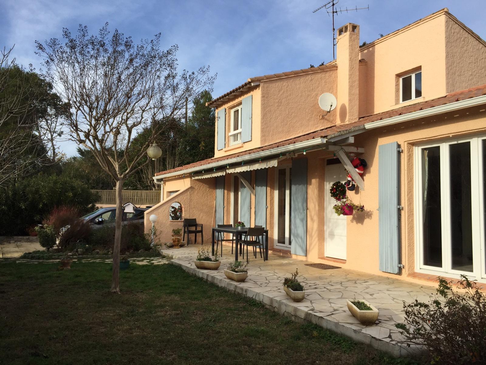 Vente grabels villa t5 avec piscine for Piscine 20000 euros
