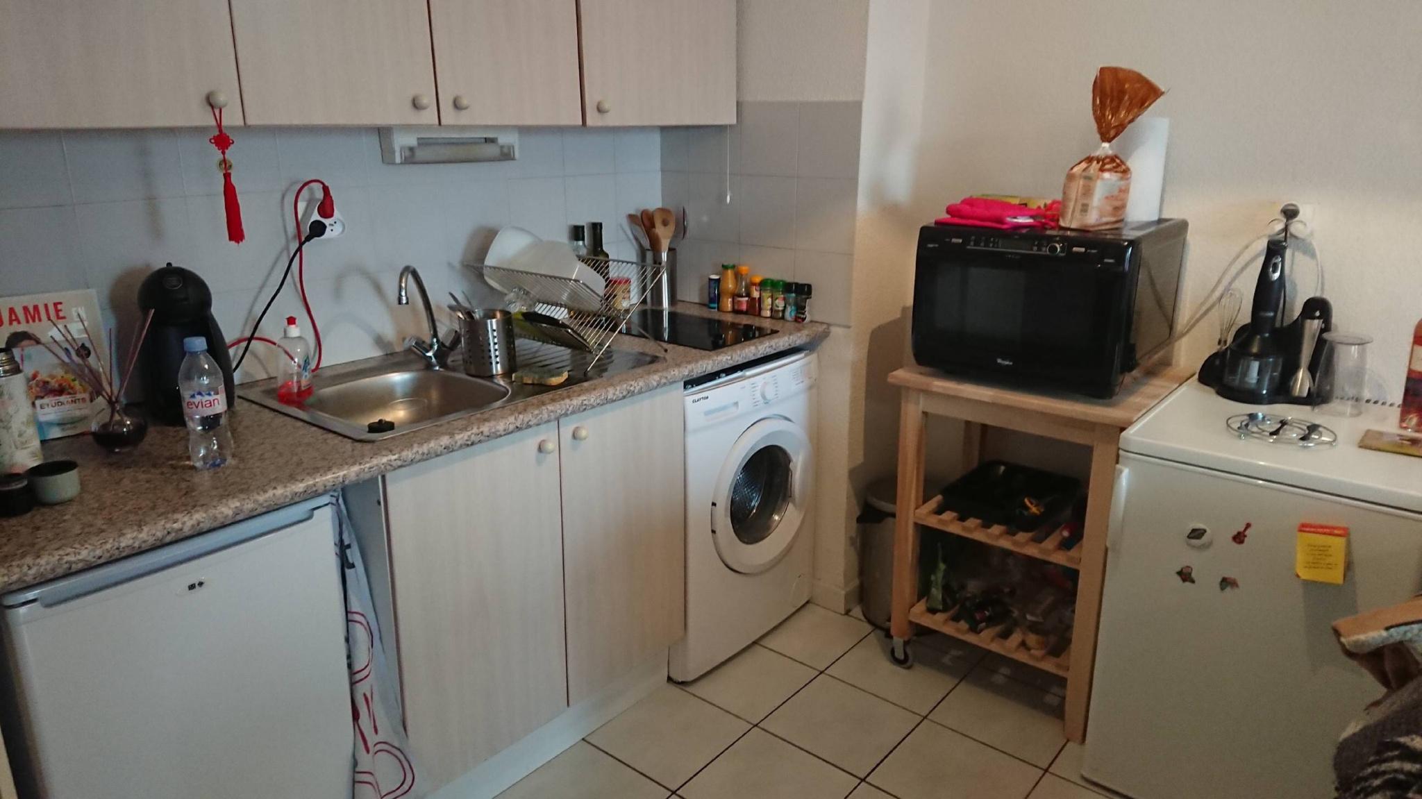 Location a louer t1 bis meuble toulouse centre all es jean jaures - Appartement a louer meuble toulouse ...